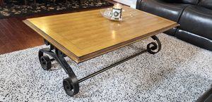 """Coffee table 54"""" x32"""" for Sale in Rockville, MD"""