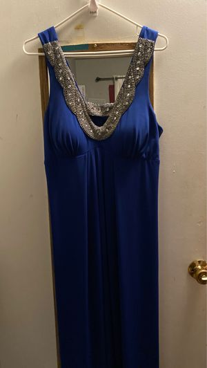 Royal Blue Evening Gown for Sale in Union City, CA