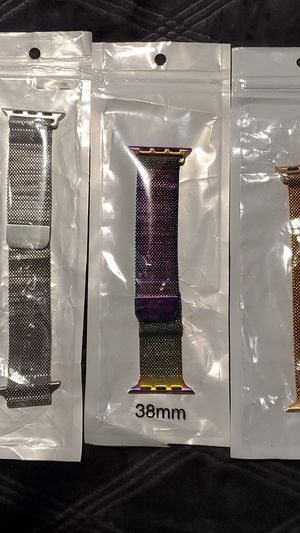 Apple 2 watch bands for Sale in Chicago, IL