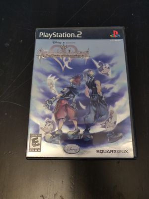 Kingdom Hearts Re: Chain of Memories PS2 for Sale in Arlington, TX