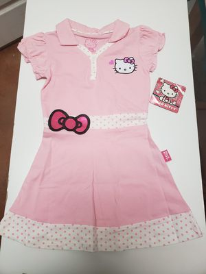 Hello Kitty girls dress for Sale in Desert Hot Springs, CA