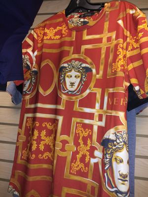 Versace Shirts Brand new $135 for Sale in Washington, DC
