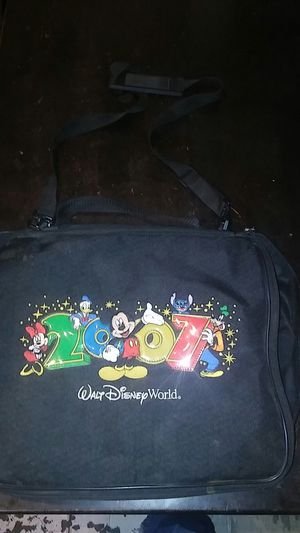 Walt Disney world bag full of collectable pins for Sale in Houston, TX