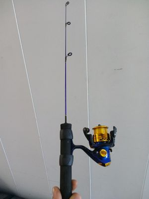 2 Foot Fishing Rod And Reel for Sale in Montclair, CA