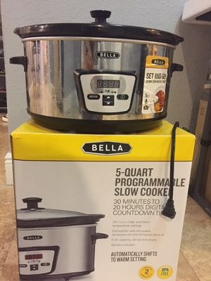 5-quart slow cooker for Sale in Kendall, FL