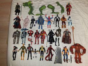 Marvel Legends Lot for Sale in Seattle, WA