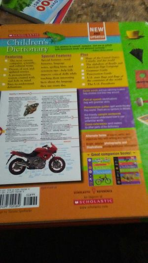 Scholastic Children's Dictionary for Sale in Chicago, IL