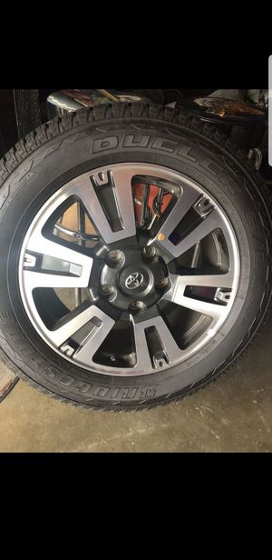 Toyota tundra rims for Sale in Anaheim, CA