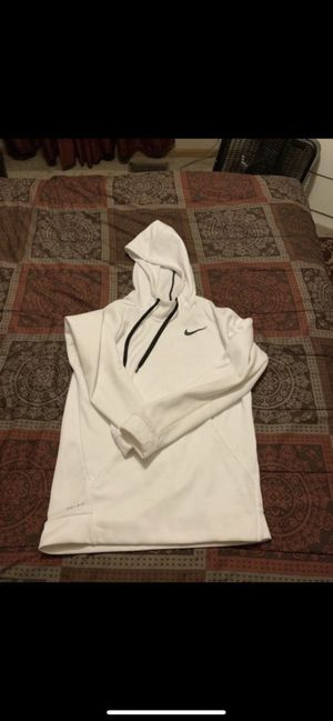 White nike hoodie for Sale in Columbus, OH