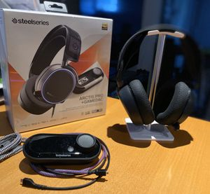 SteelSeries Arctic Pro + Gamedac for Sale in St. Charles, IL