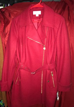 BRAND NEW Red Pea Coat for Sale in San Francisco, CA