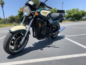 1996 Triumph Trident 900 for Sale in Hidden Hills, CA