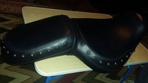 Kawasaki Studded Motorcycle Seat for Sale in San Antonio, TX