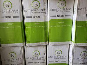 "2"" Twin xl size Gel memory foam mattress toppers. New in a box. for Sale in Fontana, CA"