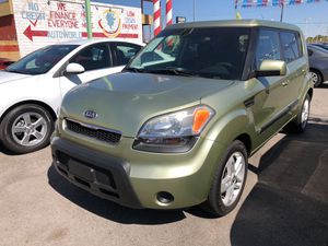 2011 Kia soul $500 down delivers habla espanol for Sale in Las Vegas, NV