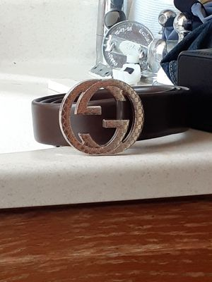 GUCCI BELT XL MEN'S for Sale in St. Louis, MO