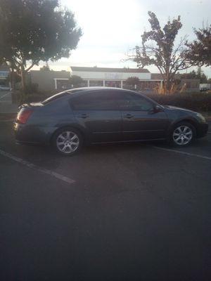 Nissan Maxima for Sale in Sacramento, CA