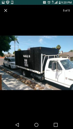 Disel truck for Sale in San Diego, CA