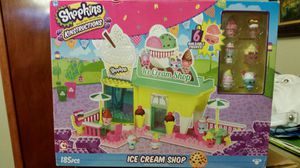 Shopkins kinstructions ice cream shop for Sale in New York, NY