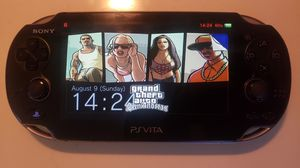 Modded PS Vita (YOU CAN DOWNLOAD EVERY PS Vita, PSP, & PS1 GAME + 5000 GBC, GBA, SNES, NES, N64, & Sega Genesis Games) for Sale in Diamond Bar, CA