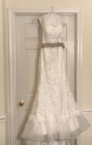 Galina Signature wedding dress for Sale in Newport News, VA