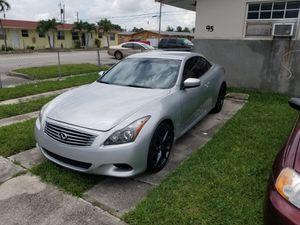 Infiniti G37 convertible, rebuil title,g37,m37,q50,q60,impala ,Cruze ,Audi,Mercedes, for Sale in Hialeah, FL