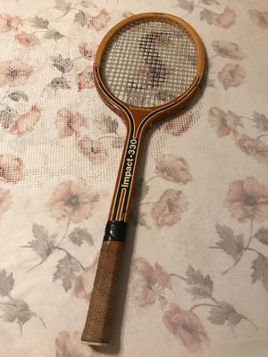 Spalding tennis racket - Pancho Gonzales -Impact 330 for Sale in Ontario, CA