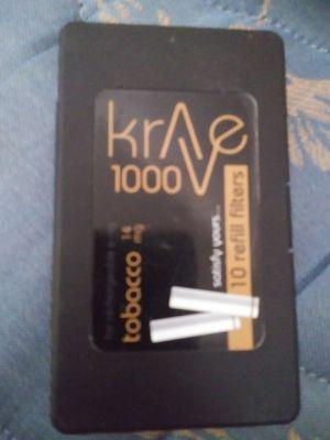 Krae 1000. 10 free fillters for Sale in Phoenix, AZ