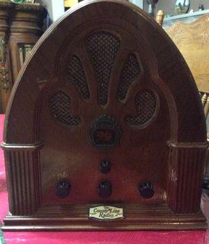 Antiquitie .....am fm cassette radio for Sale in San Bernardino, CA