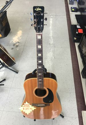 Aria acoustic guitar for Sale in Austin, TX