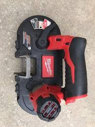 Milwaukee M12 band saw. Tool only for Sale in Dallas, TX