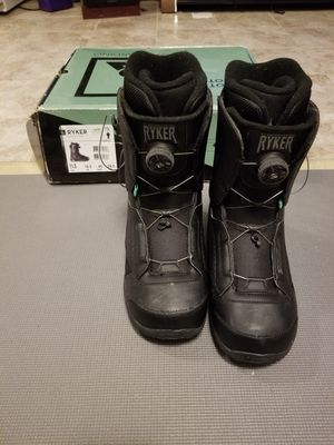 Used, K2 Ryker Snowboard boots for Sale for sale  Staten Island, NY