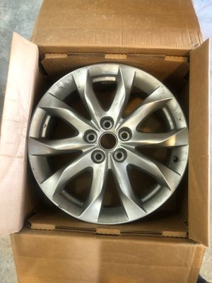 Mazda 3 factory 18 inch rim for Sale in South Mills, NC