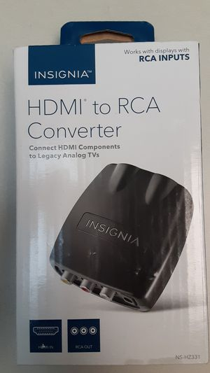 HDMI to RCA converter for Sale in Savage, MD