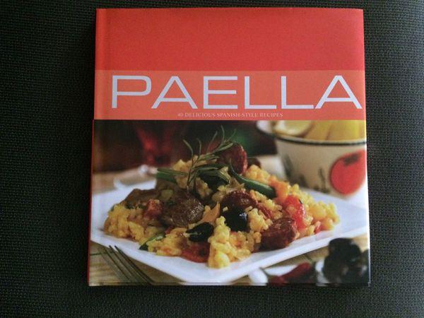 Cookbook - Paella
