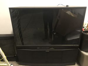 "Big 70 "" TV works great! No scratches! Great condition! for Sale in Wichita, KS"