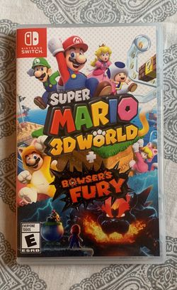 Super Mario 3D World (Switch) for Sale in Portland,  OR