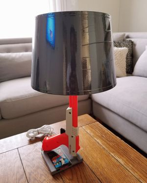 Retro Nintendo Desk Lamp (NES) for Sale in Pittsburgh, PA