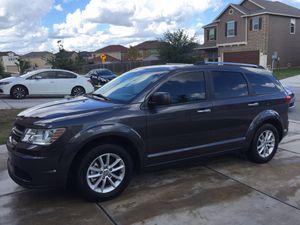 2016 dodge Dodge Journey sxt 3row for Sale in San Antonio, TX