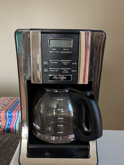 Mr. Coffee Coffee Maker! for Sale in Fairmont,  WV