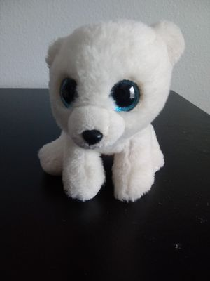 Small polar bear plushie for Sale in Irving, TX