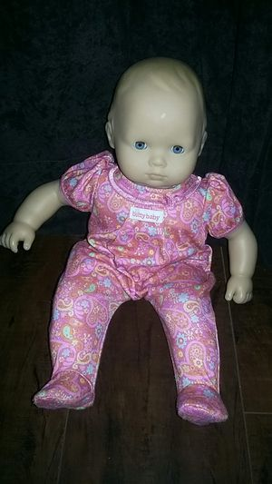 American Girl Bitty Baby Doll In Original Outfit for Sale in Costa Mesa, CA