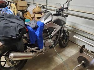 Honda 700 NC sport or touring bike for Sale in Oceanside, CA