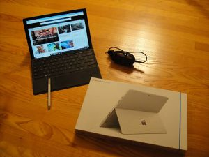 Surface Pro 4 I7/16GB/256GB/Keyboard Cover/Pen/Warrenty/Office 2016/Project/Visio 2016 for Sale in Sammamish, WA