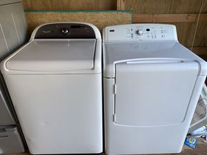 Washer and dryer FREE DELIVERY for Sale in Charlotte, NC