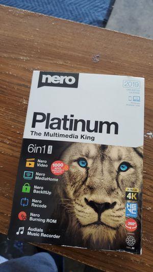 New Nero Platinum 2019 for Sale in North Las Vegas, NV