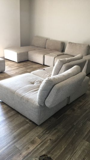 Bluetooth Counsel 7 Peace Sectional Couch for Sale in Nashville, TN