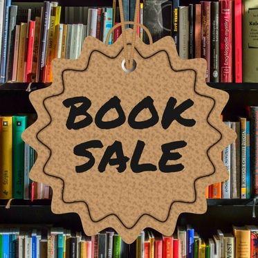 BOOK SALE! $3 Each