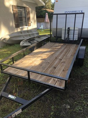 5x10 utility trailer for Sale in Mulberry, FL