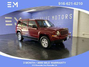 2013 Jeep Patriot for Sale in Roseville, CA